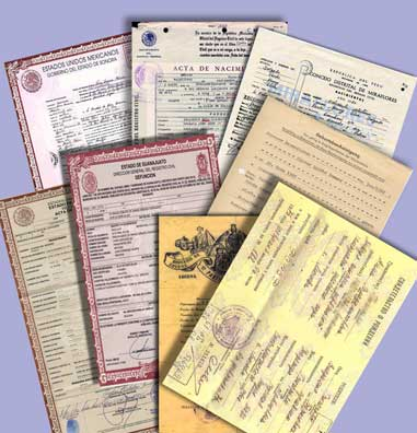 Birth certificate translations marriage diplomas transcripts for any kind of translation whether it is a birth certificate death certificate or last will and testament a basic factor to keep in mind is knowing your yadclub Images